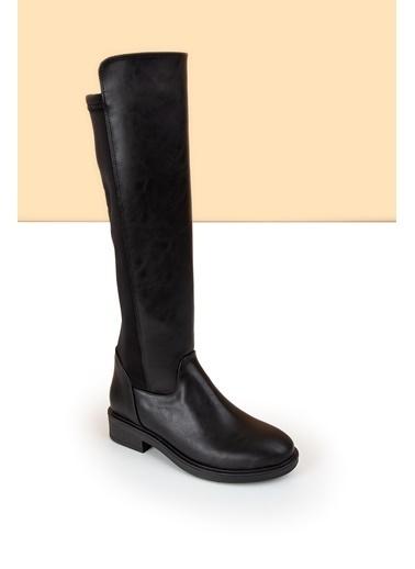Pierre Cardin Çizme Siyah